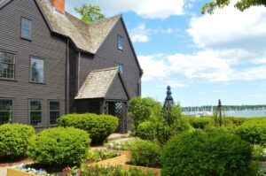 House of the Seven Gables 2 - Salem MA. Photo by Kristina Smith