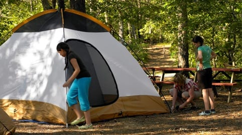 Campgrounds In Ma Camping In Ma Massachusetts Campgrounds