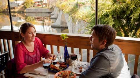 Shelburne Falls Dining