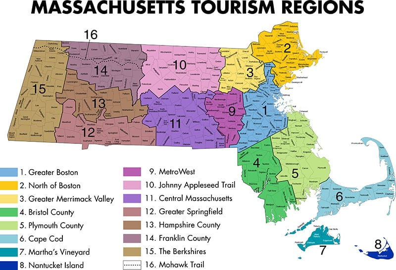 massachusetts tourist information massachusetts tourism councils