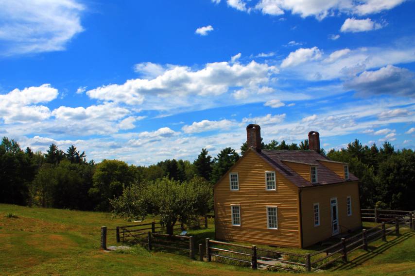 Fruitlands Shaker - Froment