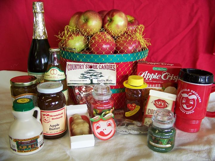 Brookfield Orchards Gift Basket