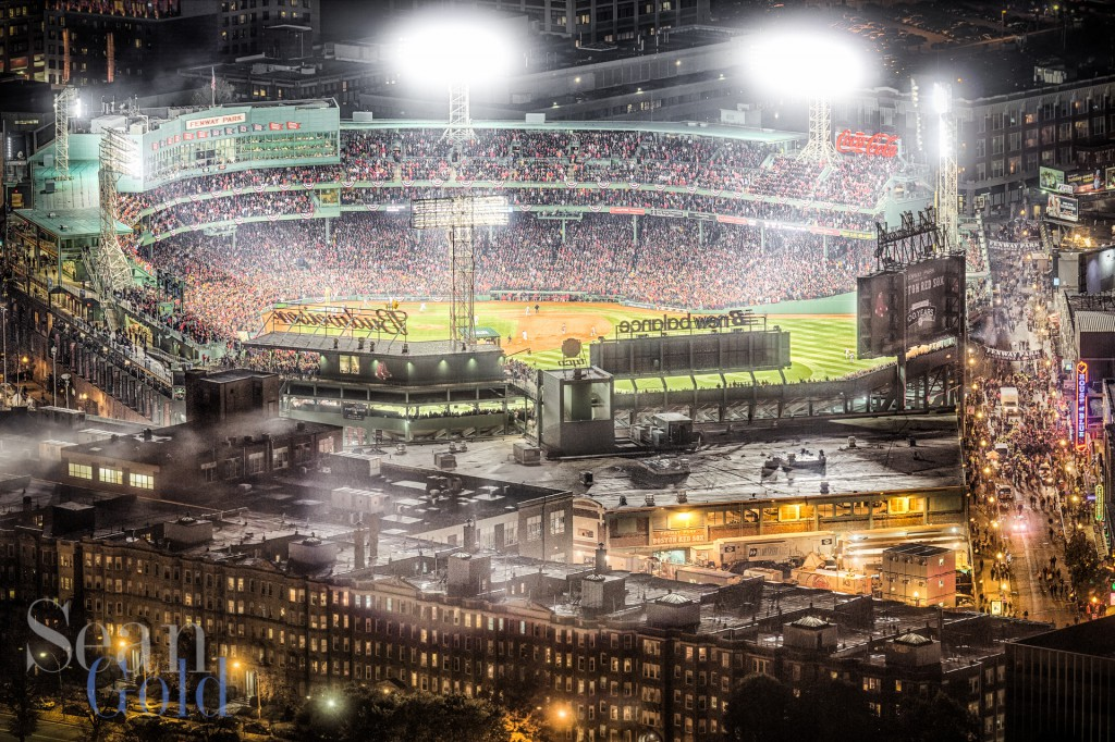 Fenway Park: Game 6 of the 2013 World Series