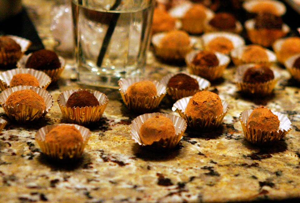 Workshop truffles