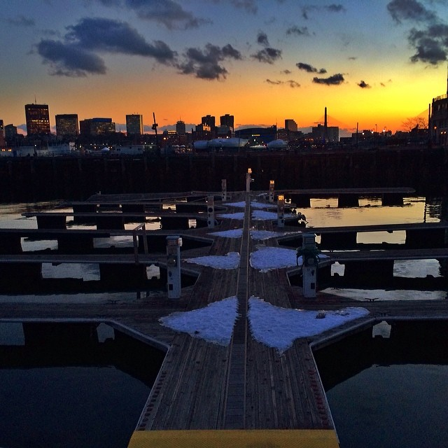 View from the rooftop of Pier6 by @dnl27fh