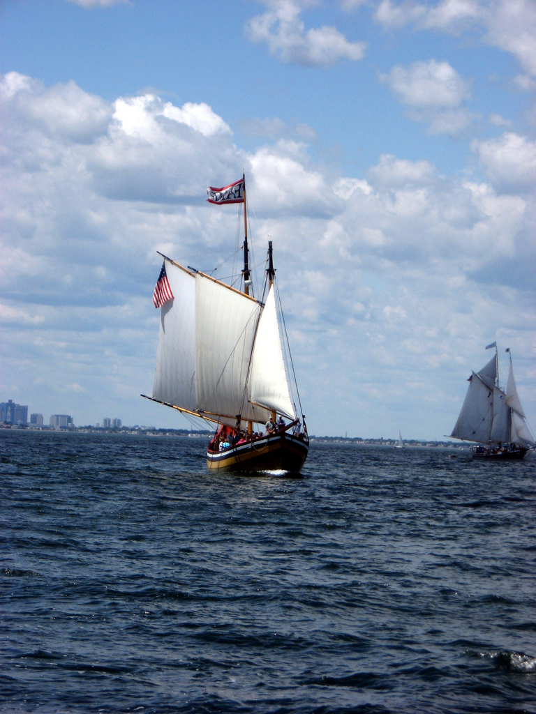 Schooner and Tall Ships