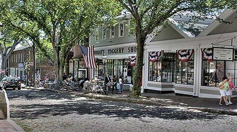 Salem St Nantucket Island Ma