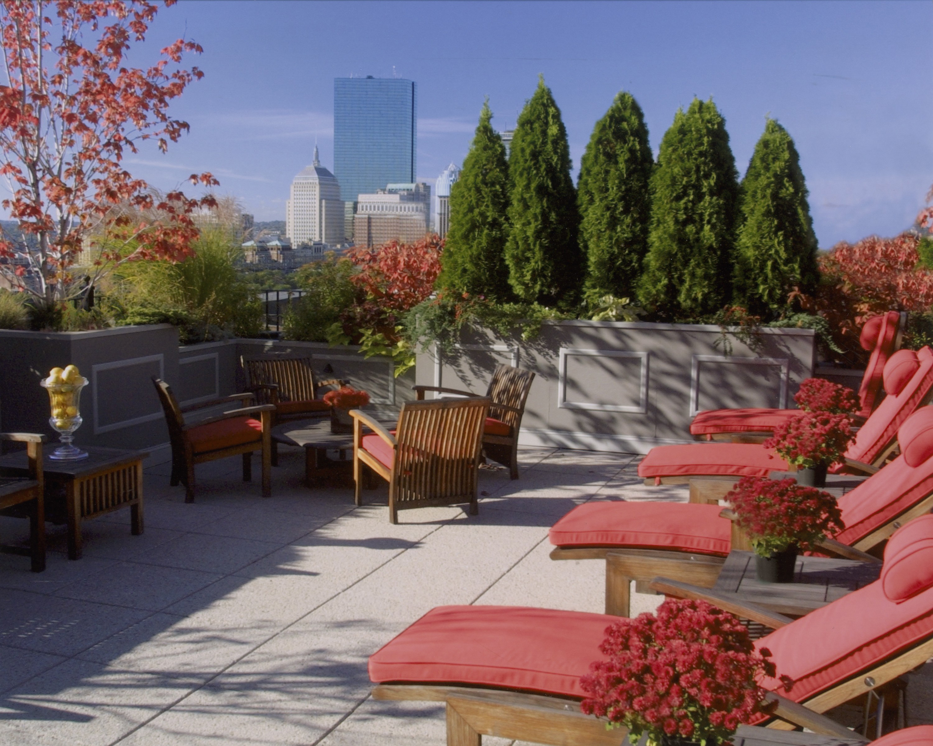 Roof Deck- Fall at Fifteen Beacon (2)