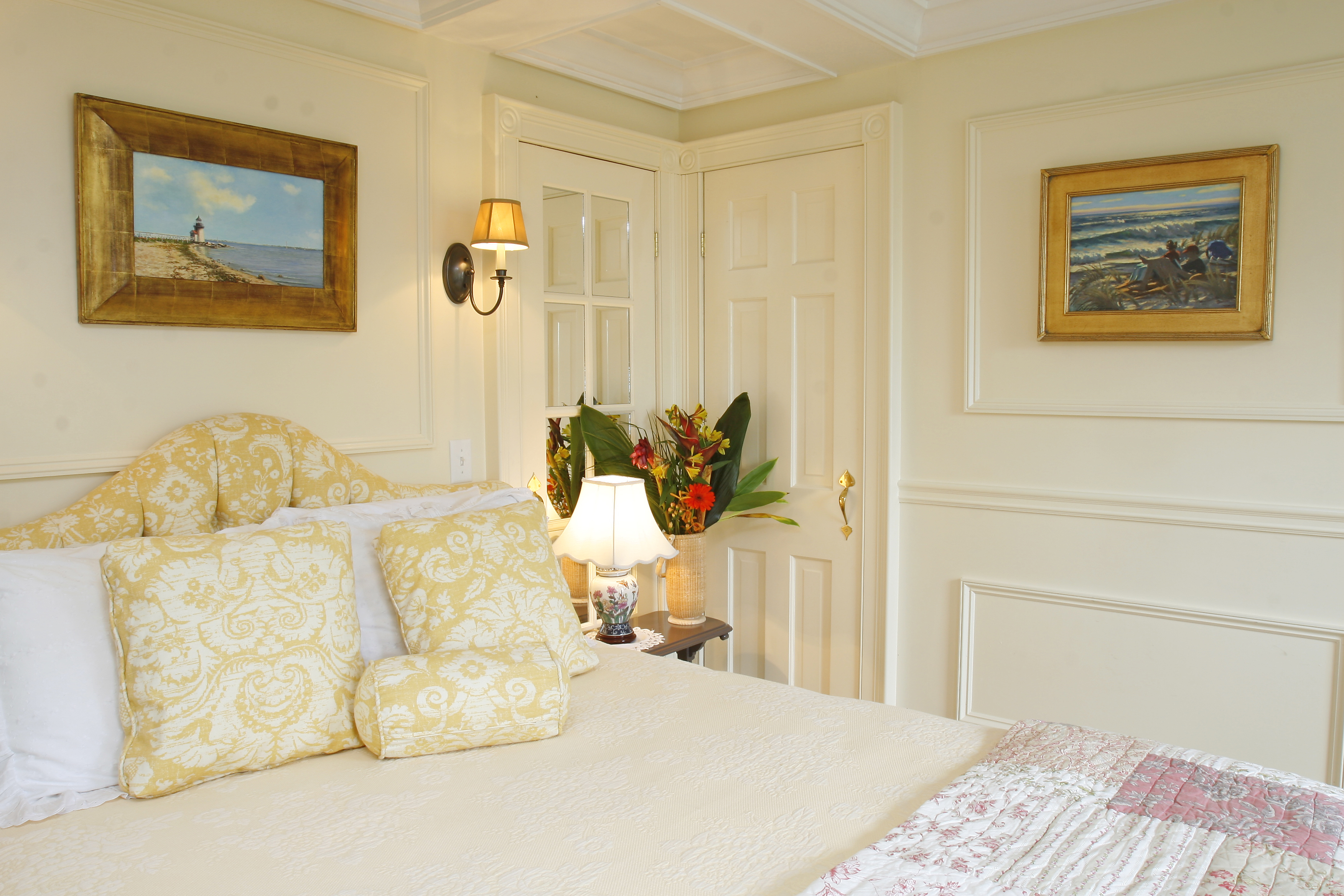 Nantucket Century House Rooms