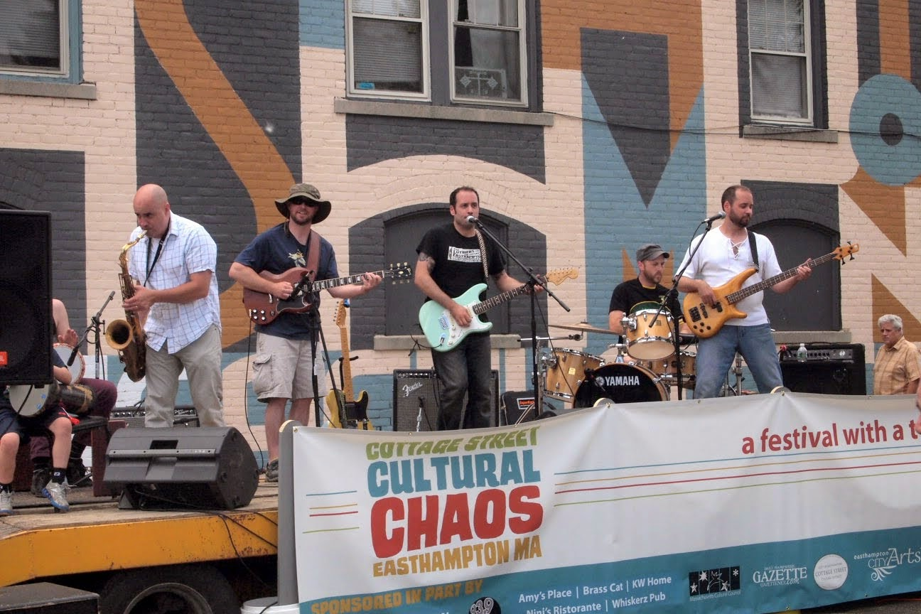 Easthampton's Cottage St Cultural Chaos Festival-1