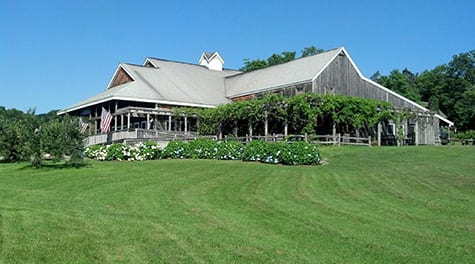 Nashoba Valley Winery, Winery in Summer, Bolton
