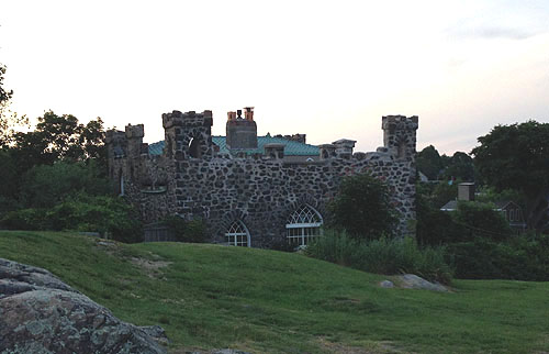 hereshoff castle