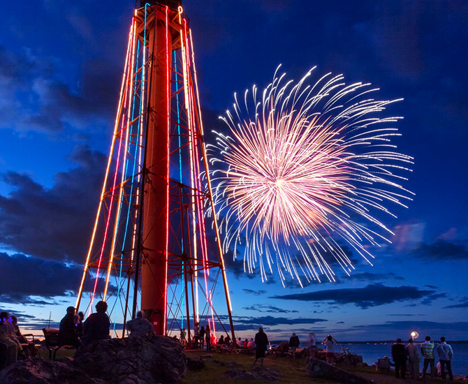 Fourth of July Celebrations Massachusetts | MassVacation.com