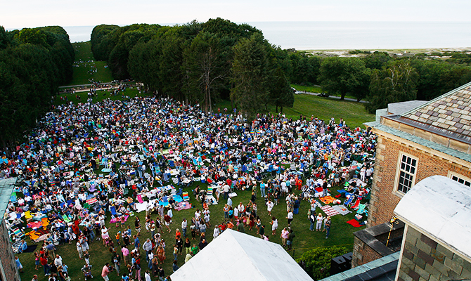 Boston Pops with Megan Hilty at Castle Hill | MassVacation.com
