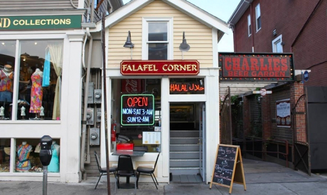 Falafel Corner | MassVacation.com