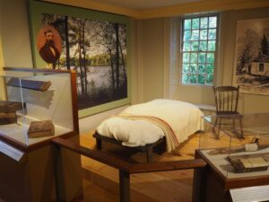 thoreau bedroom