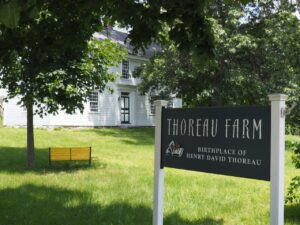 thoreau farm