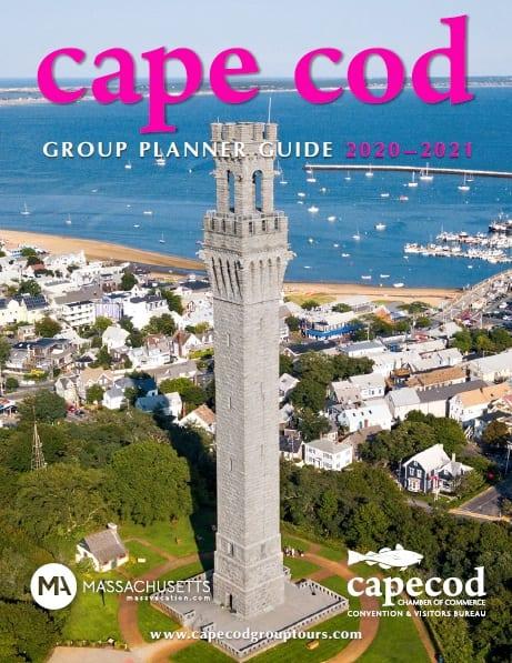 cape cod group tour planner